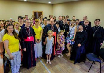 Карітас Харків зустрів поважних гостей