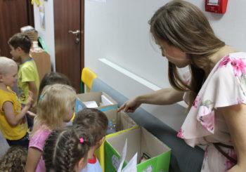 Підсумки екотижня в Дитячому центрі Карітас