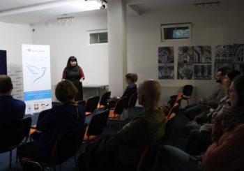 Харків'яни переглянули документальну стрічку «Возз'єднання: 10 років після війни»